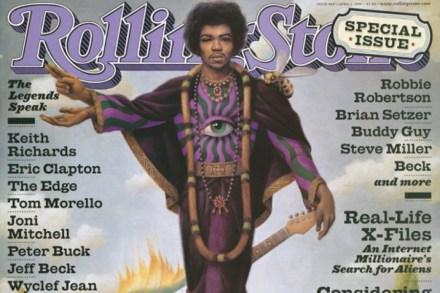 Guitar Gods – Rolling Stone