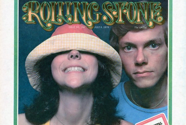 3ce565bf4056 Rolling Stone s cover story features The Carpenters – Rolling Stone