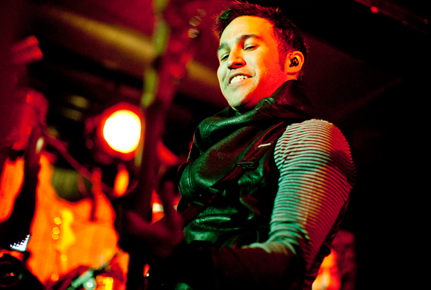 Fall Out Boy Return to the Stage in Chicago