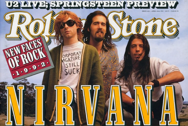 Nirvana Inside The Heart And Mind Of Kurt Cobain Rolling Stone