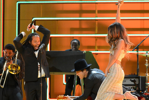 Rihanna, Bruno Mars, Sting Pay Tribute to Bob Marley at Grammys
