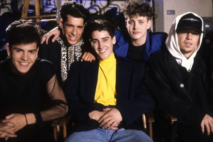 New Kids on the Block: From Puberty to Platinum – Rolling Stone