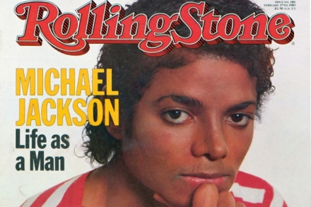 Rolling Stone cover story features Michael Jackson – Rolling Stone