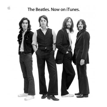 Beatles' Deal Most Lucrative in iTunes History