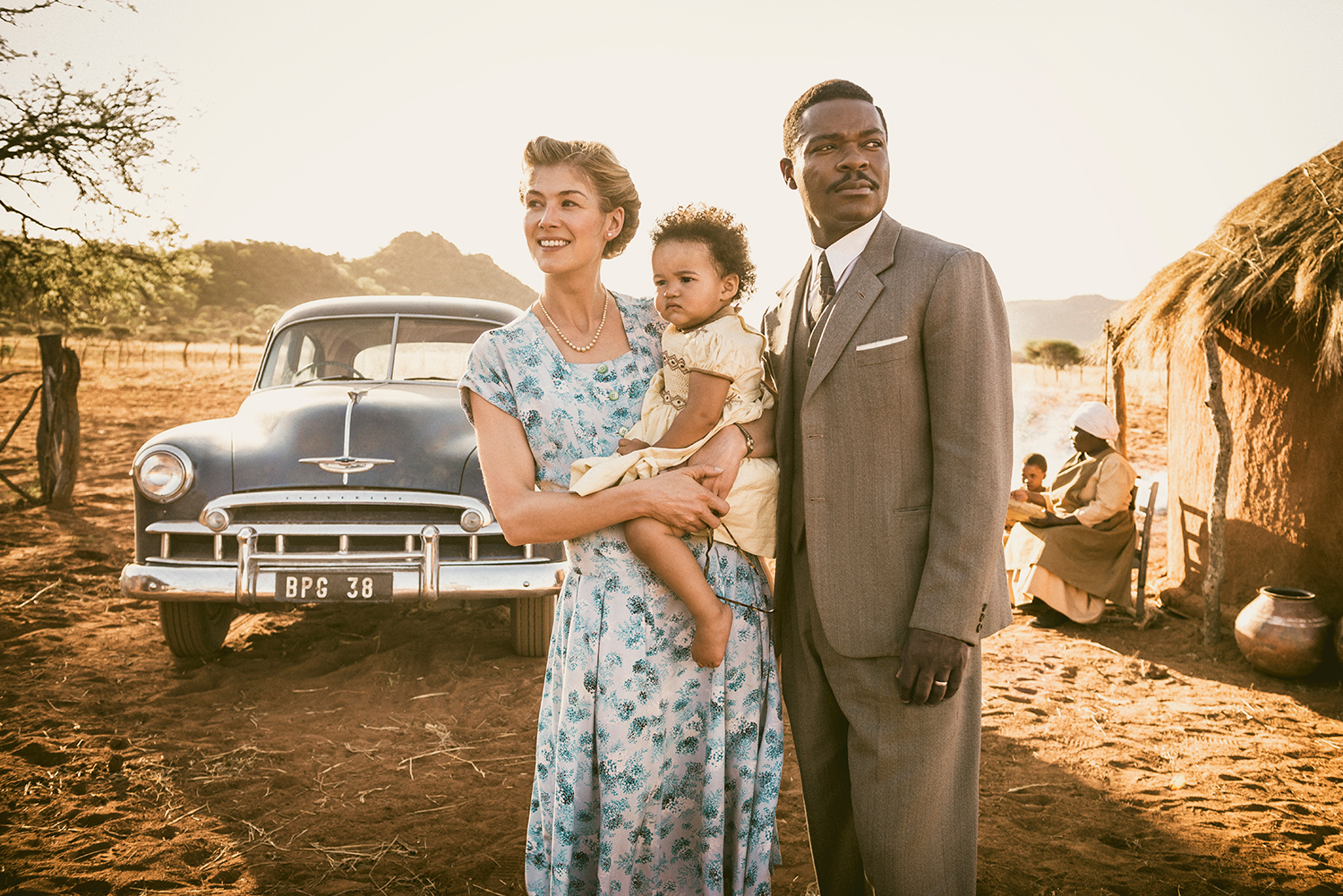 Peter Travers A United Kingdom Movie Review Rolling Stone