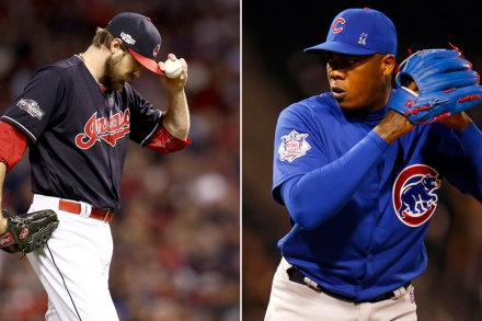 Relief Pitching and the 2016 World Series – Rolling Stone