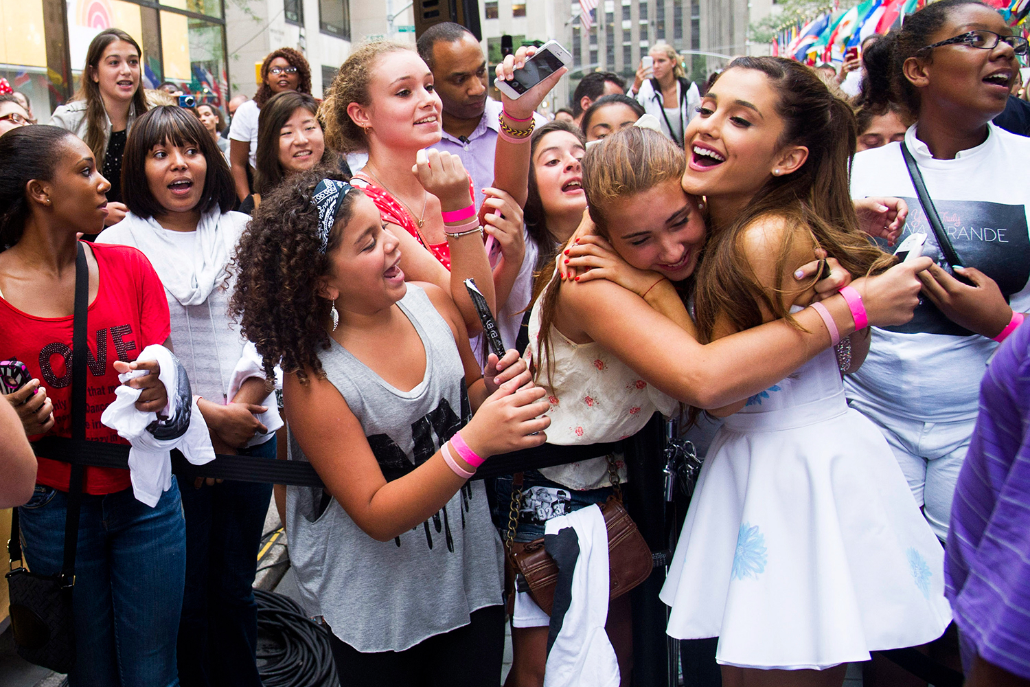 How Ariana Grandes Fan Family Is Coping After Manchester Bombing