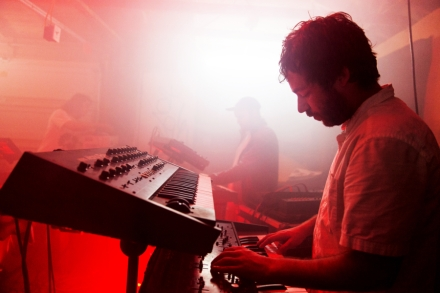 Stranger Things': Inside Austin's Synth Explosion – Rolling
