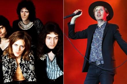 Queen Beck Beach Boys Blur Join Expansive Baby Driver