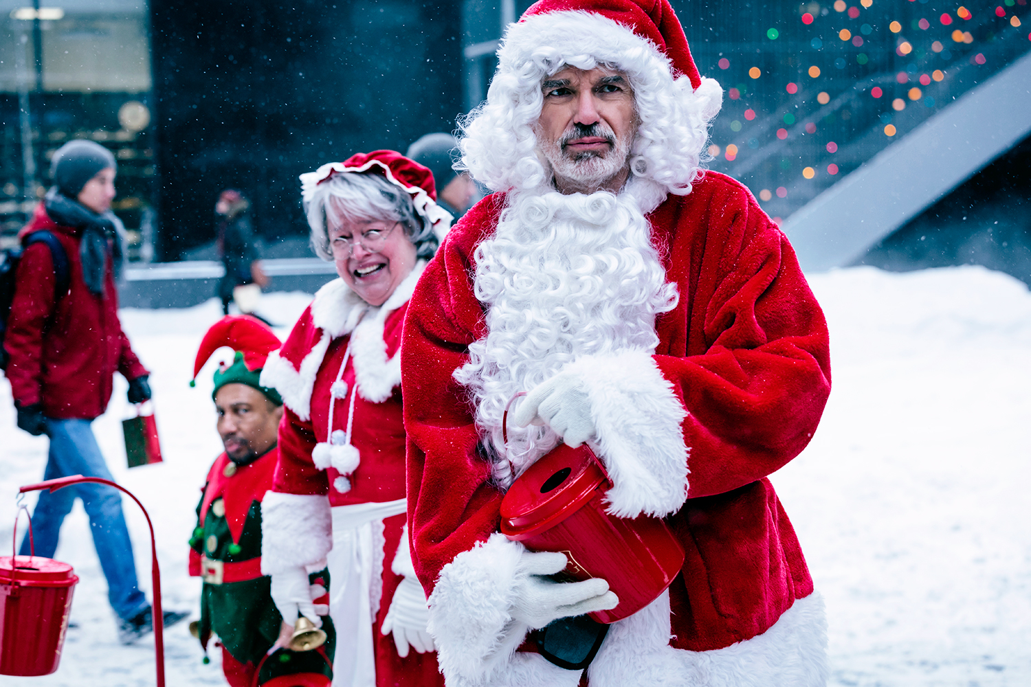 Bad Santa 2 Movie Review Rolling Stone