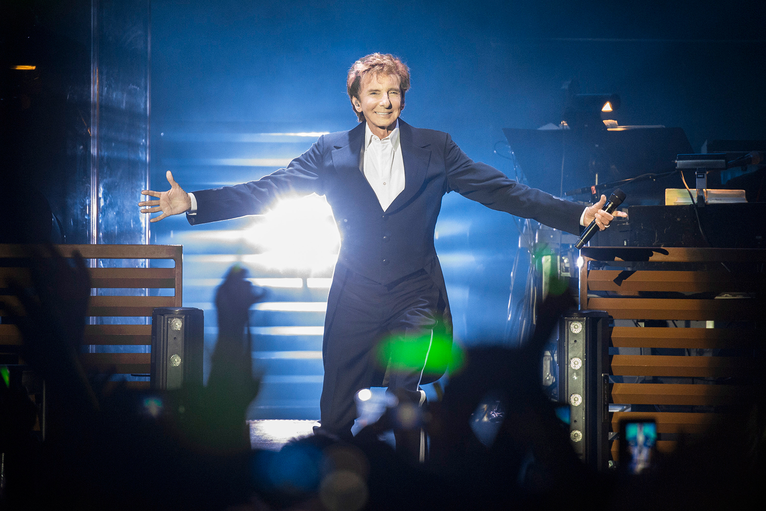 Yes, barry manilow got gay