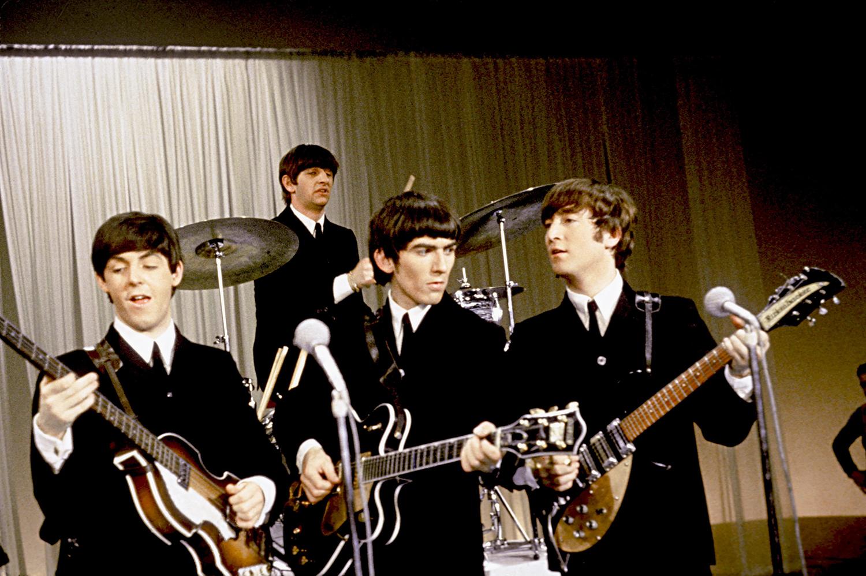 100 Greatest Beatles Songs Rolling Stone