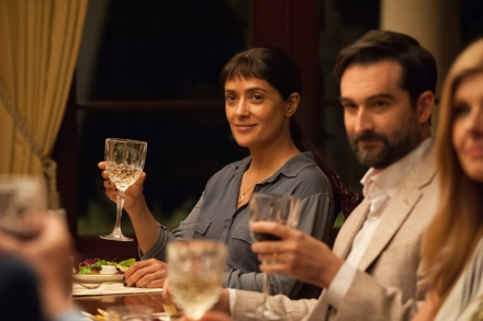 Peter Travers: Salma Hayek Slays in 'Beatriz at Dinner