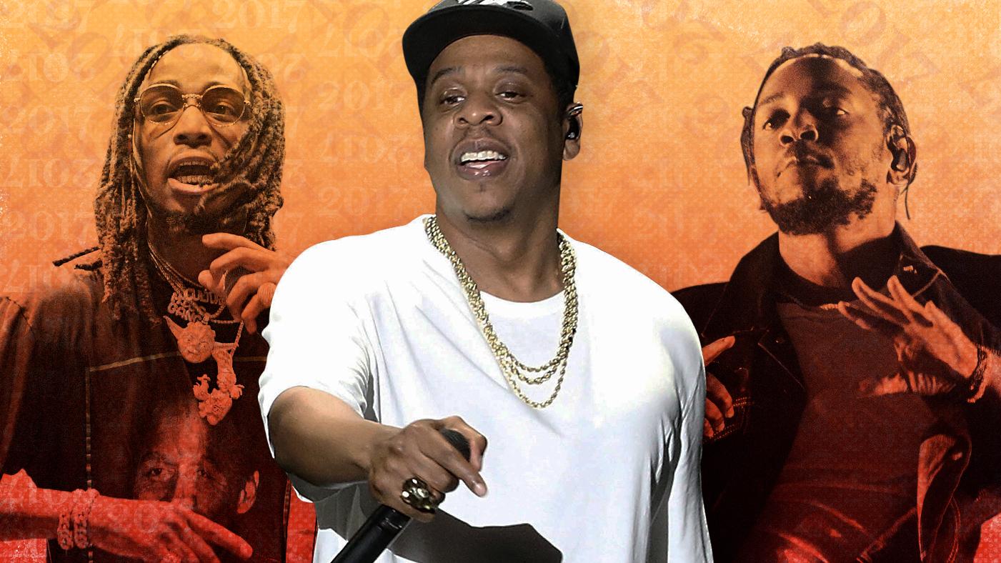 40 Best Rap Albums of 2017