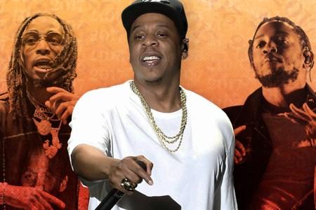 Migos Jay Z Kendrick Lamar 40 Best Rap Albums Of 2017
