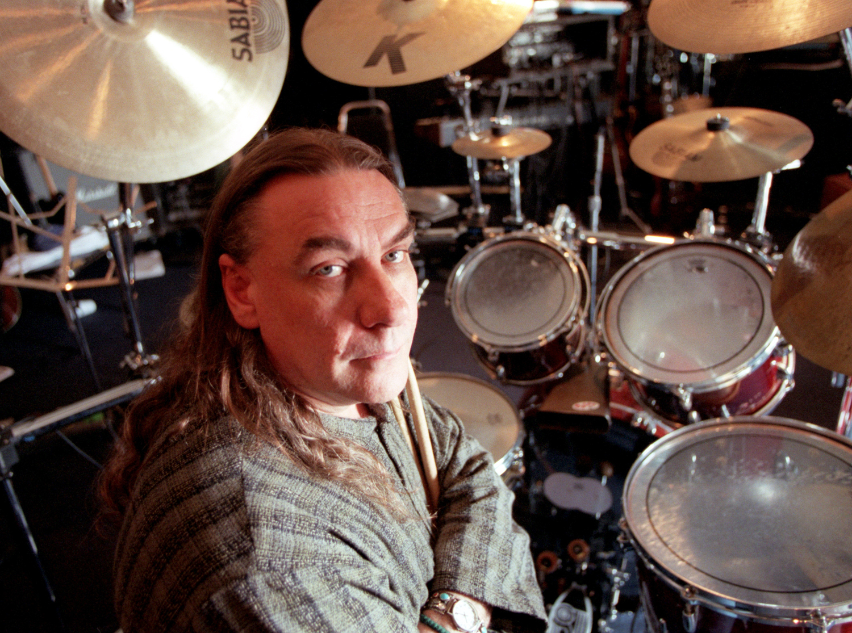 Black Sabbath Drummer Bill Ward Selling Vintage Studio