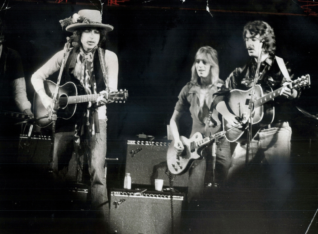 Bob Dylan's Rolling Thunder Revue North American Tour