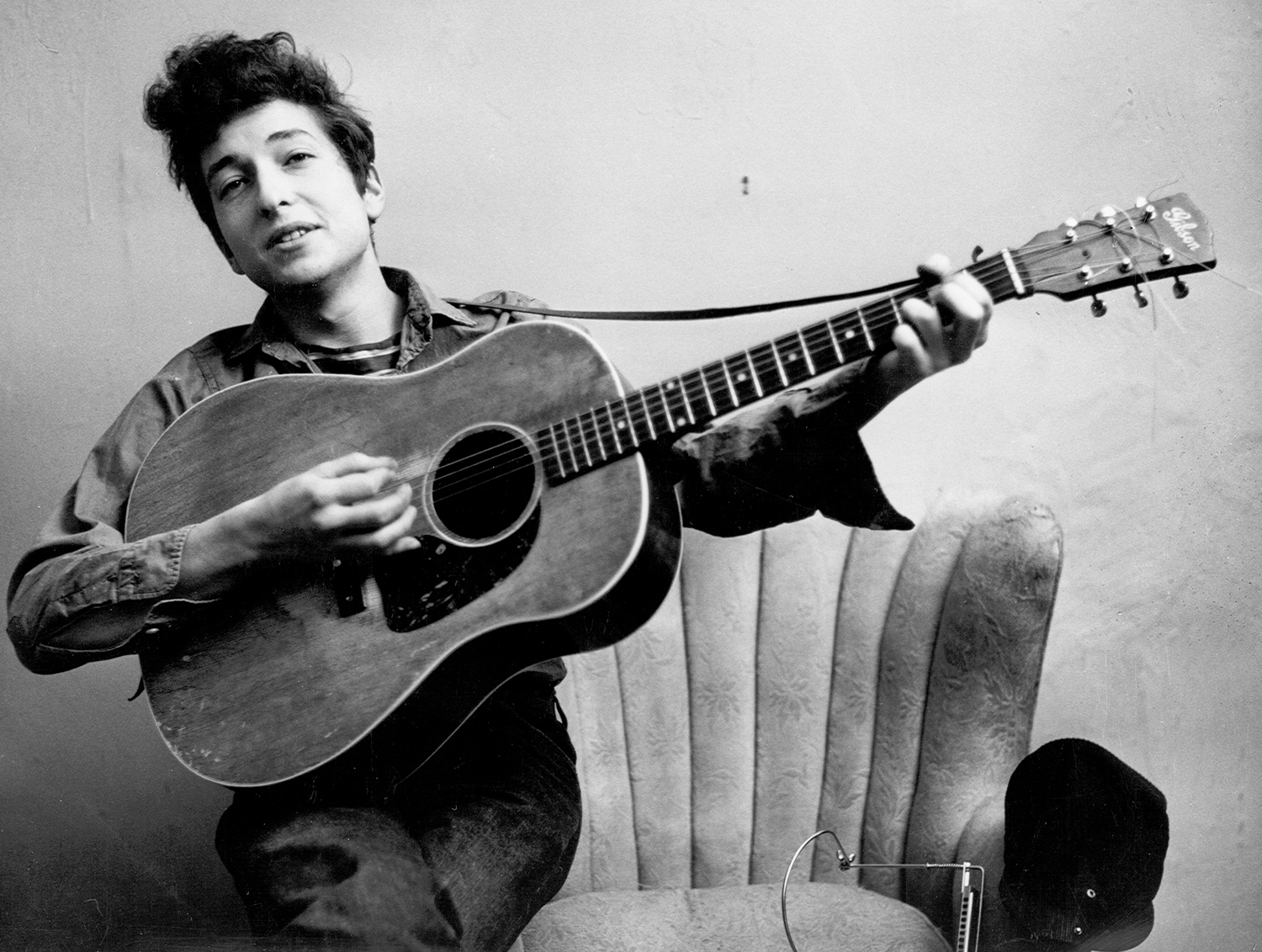 Bob dylan till peace and love