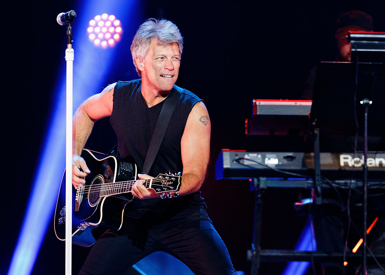 Bon Jovi Plot 'This House Is Not for Sale' Tour
