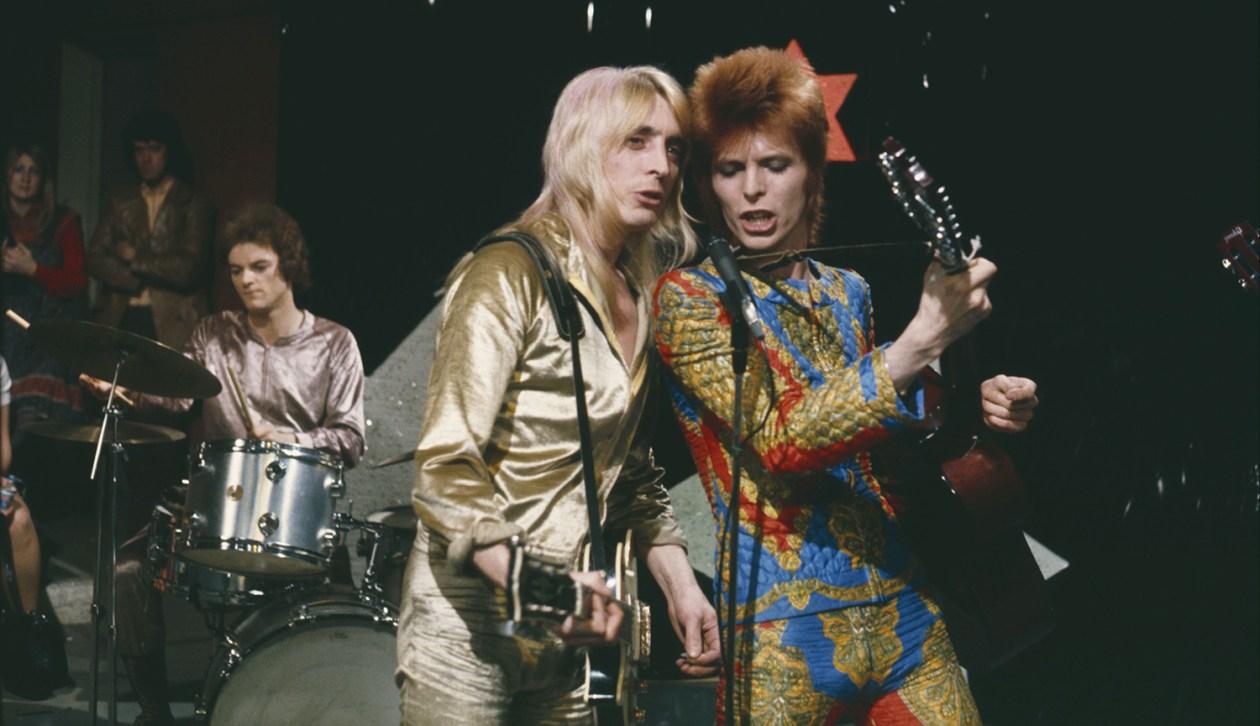 Bowie Ziggy Stardust Tour