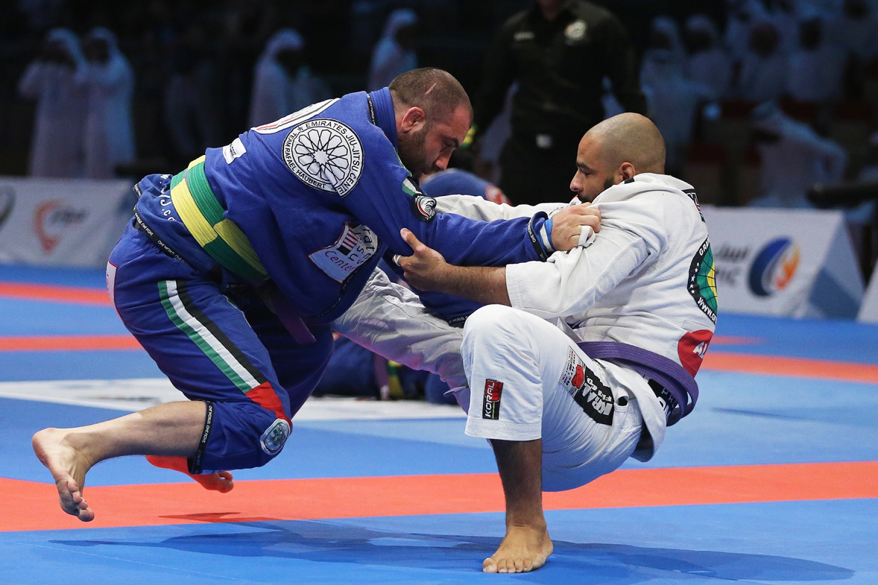 Brazilian Jiu Jitsu Looks to Break Out to MMA Levels - Rolling Stone