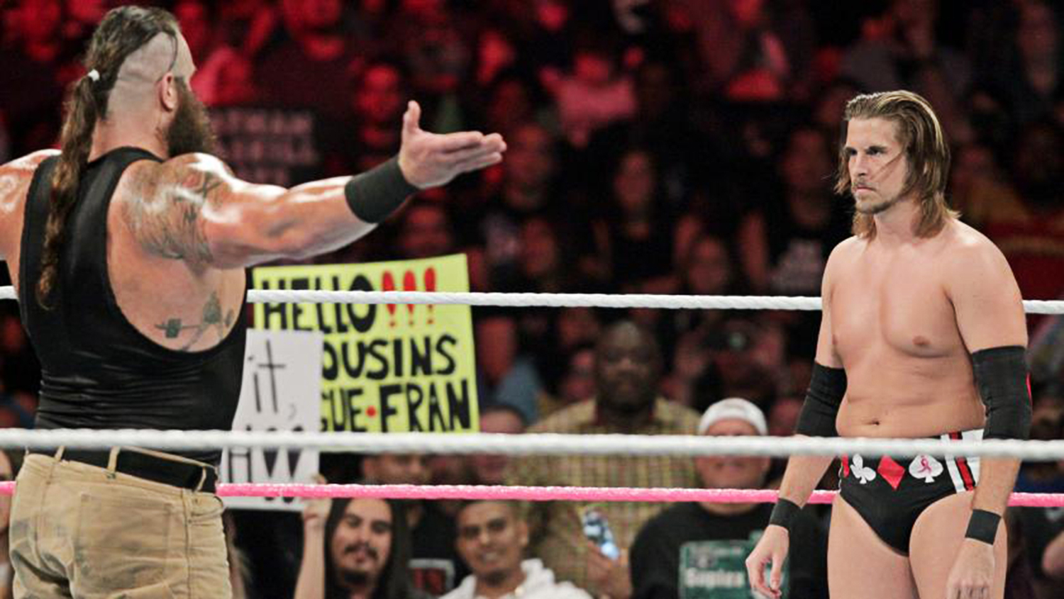 Jobbers Return To The Wwe To Lose To Bigger Wrestlers Rolling Stone