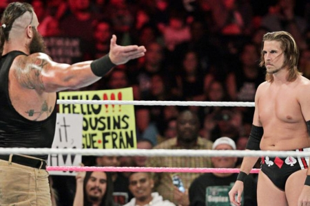 Jobbers Return To The Wwe To Lose To Bigger Wrestlers