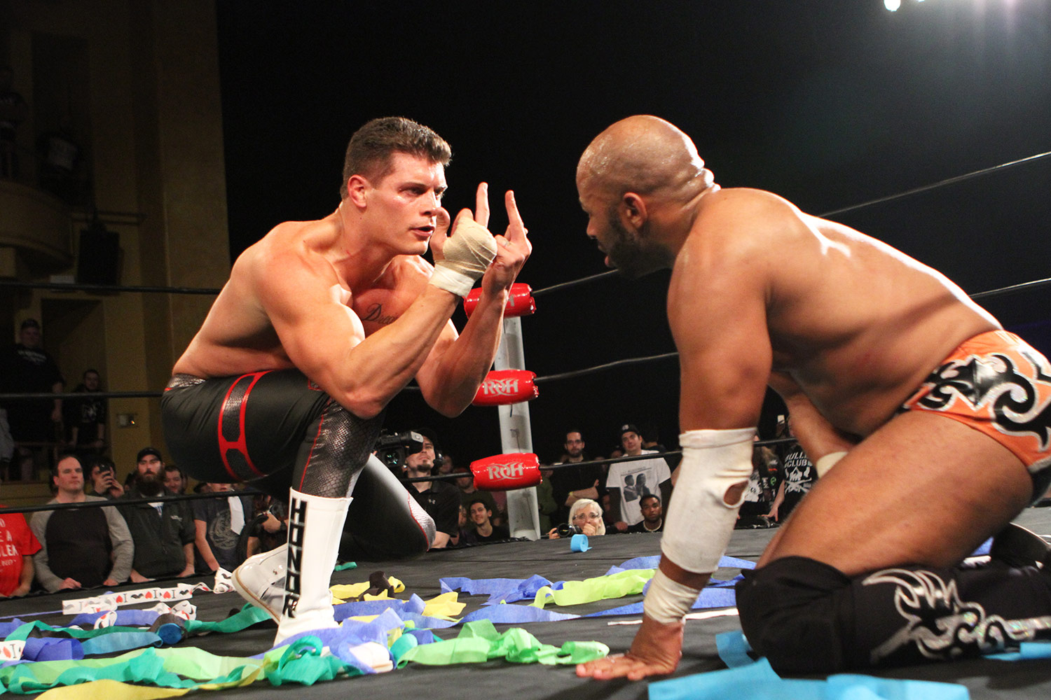 Cody Rhodes on Joining Bullet Club, Indie Wrestling