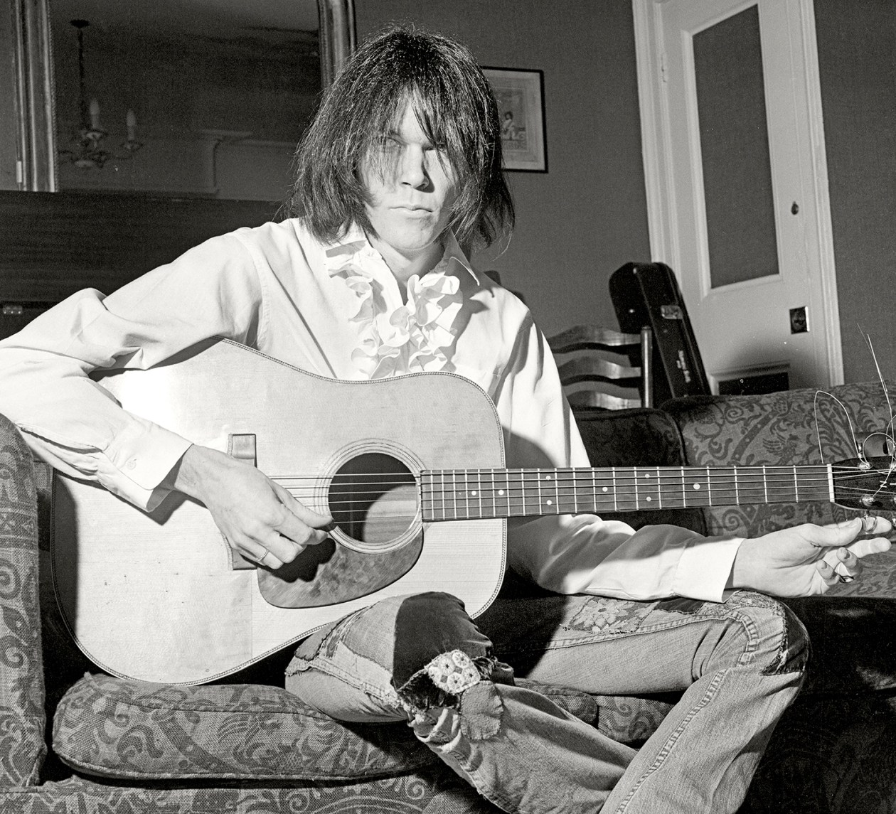 Neil Young and Crazy Horse Winter American Tour