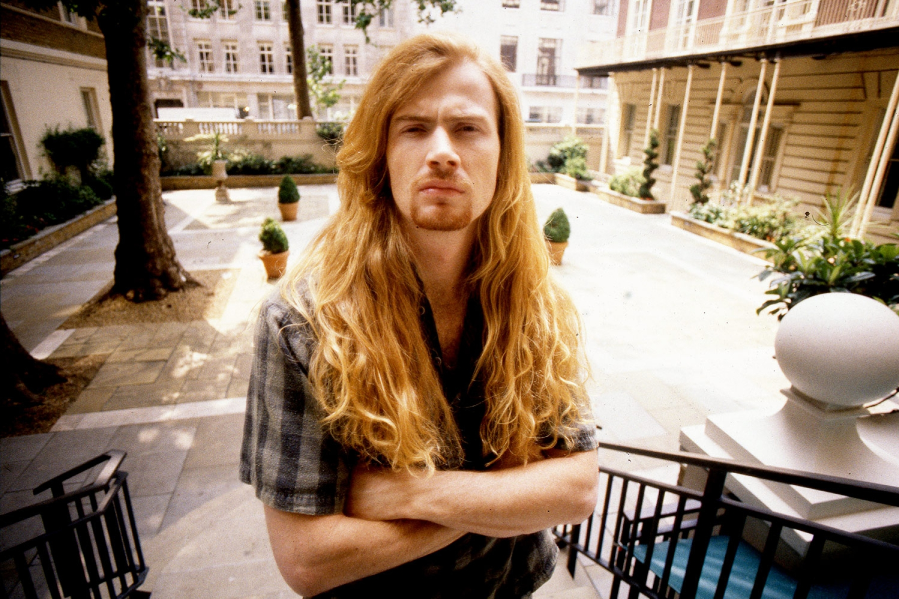 Dave Mustaine: My Deth in 15 Songs