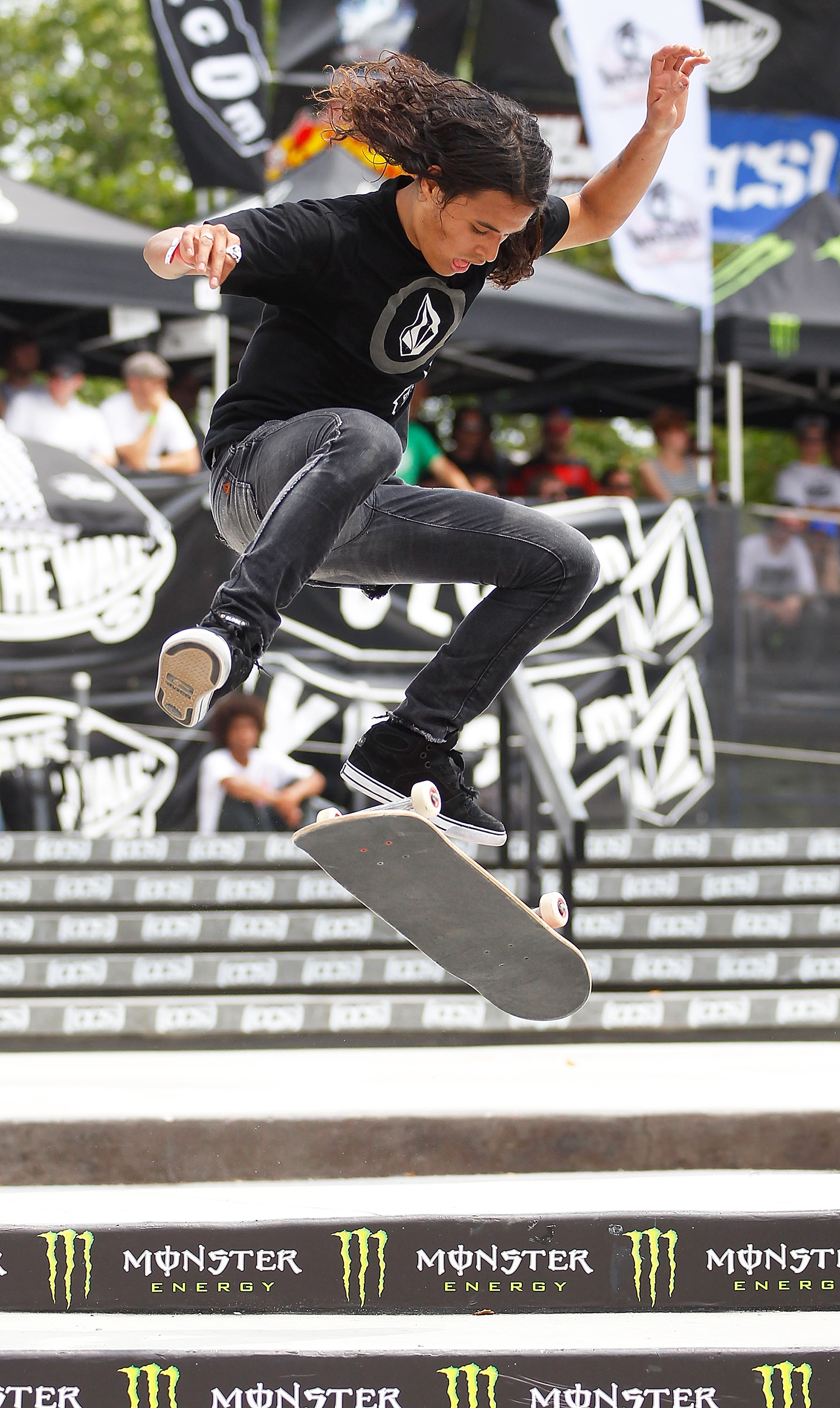 What was the moment when you felt like you could make a career out of  skateboarding  Jeremy Fox 1ec99c5e12c