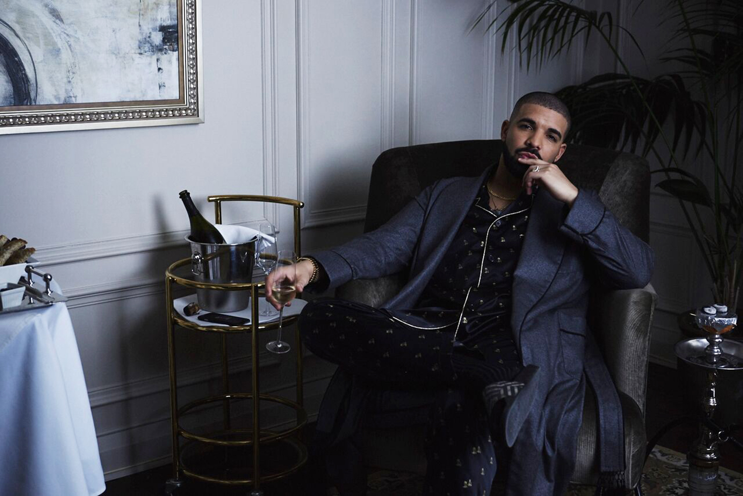 3c7f4bd3bd52 Review  Drake s Sprawling New Playlist  More Life  – Rolling Stone