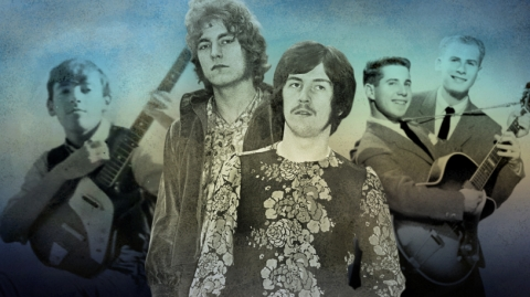 30 Fascinating Early Bands of Future Music Legends – Rolling
