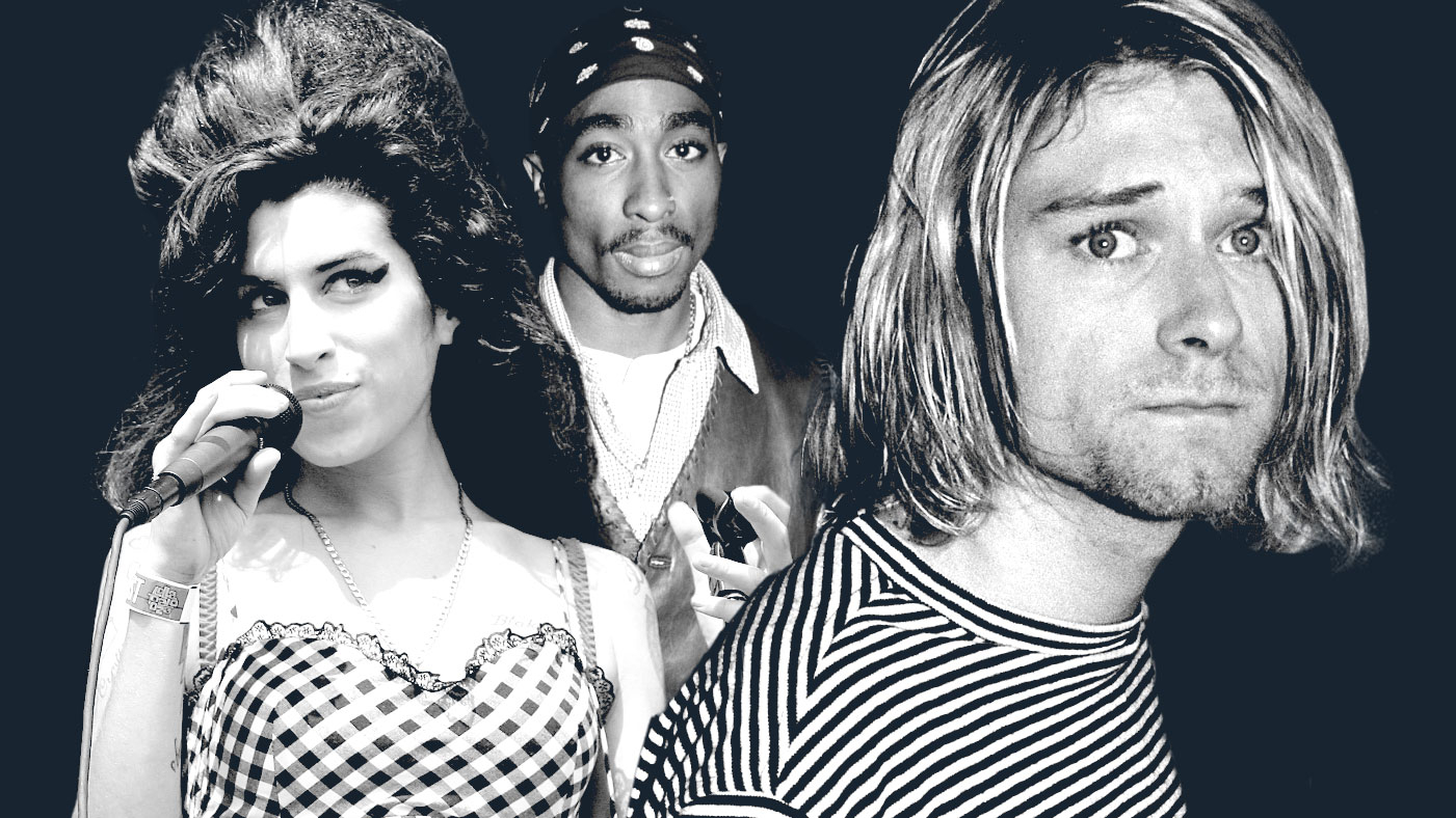 Celebrity Deaths That Changed Music History: Gone Too Soon