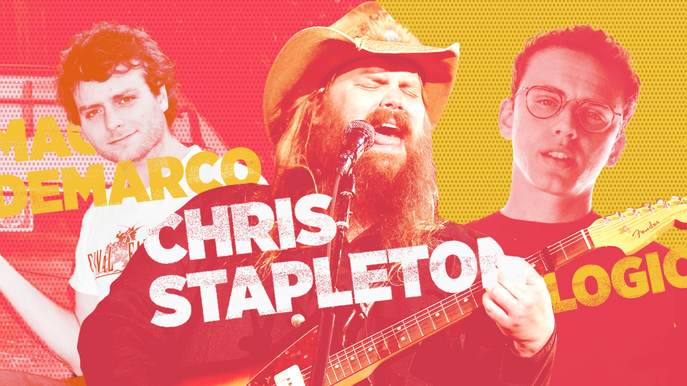 Playlist Chris Stapleton And 25 Other Albums To Stream
