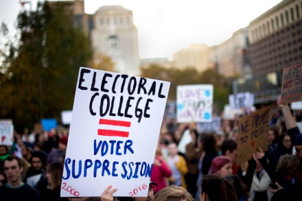How the Electoral College Rigged the Election for Trump – Rolling Stone