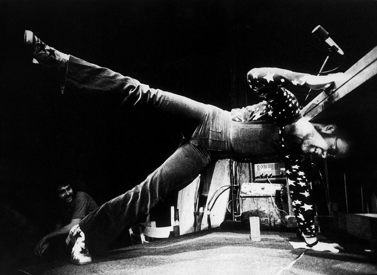 Elton John Doug Weston's Troubadour