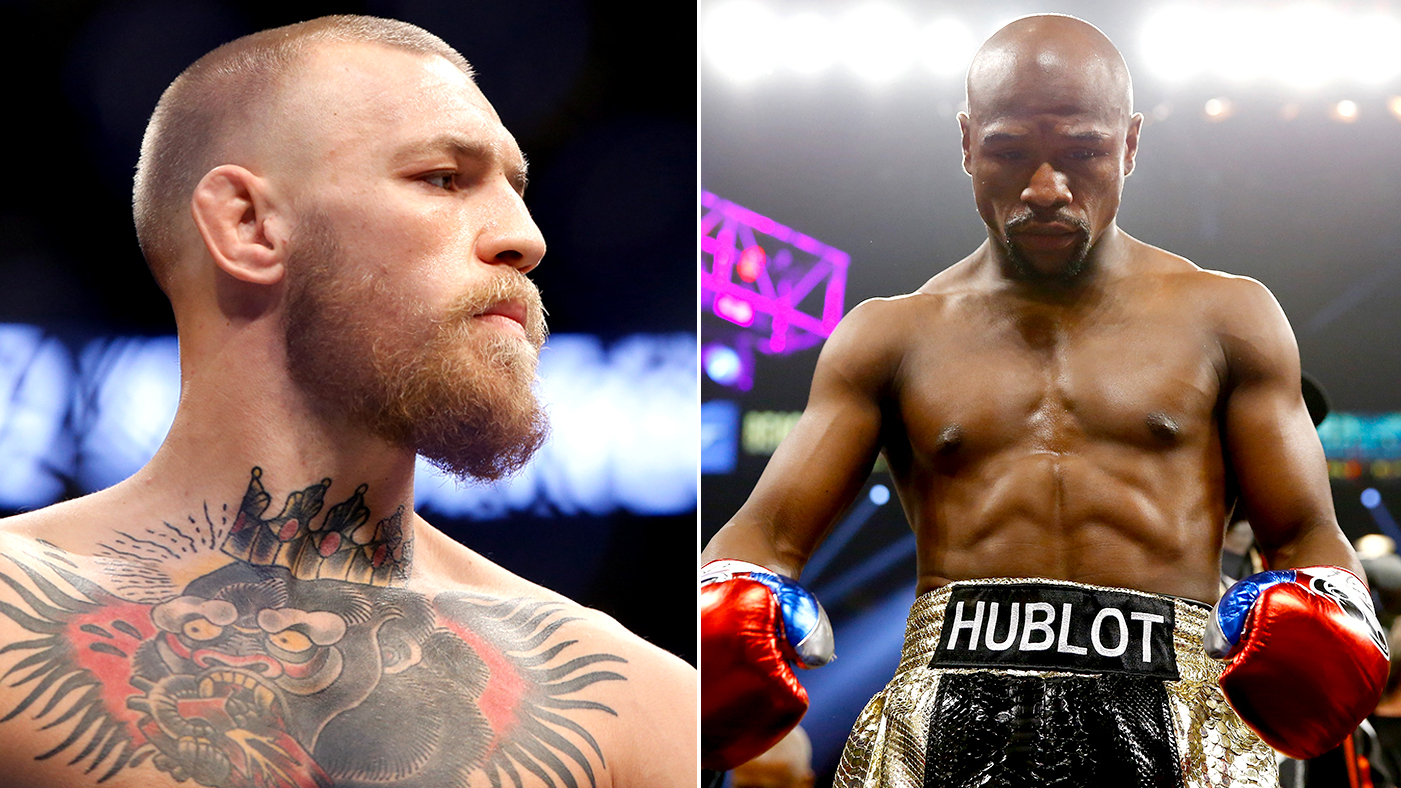 """a5e1bedeab Conor McGregor Vs. Floyd Mayweather Superfight  Everything We Know So Far. """""""