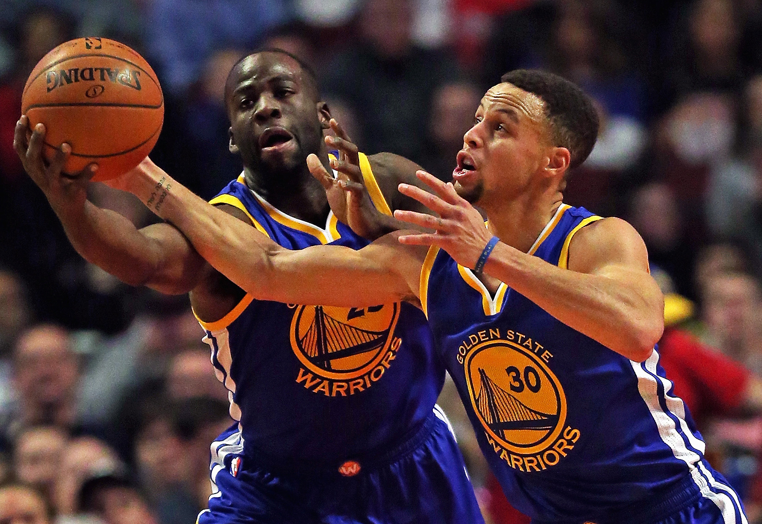 ad6f0a9af427 Golden State Warriors Are Not Basketball s Bad Guys – Rolling Stone