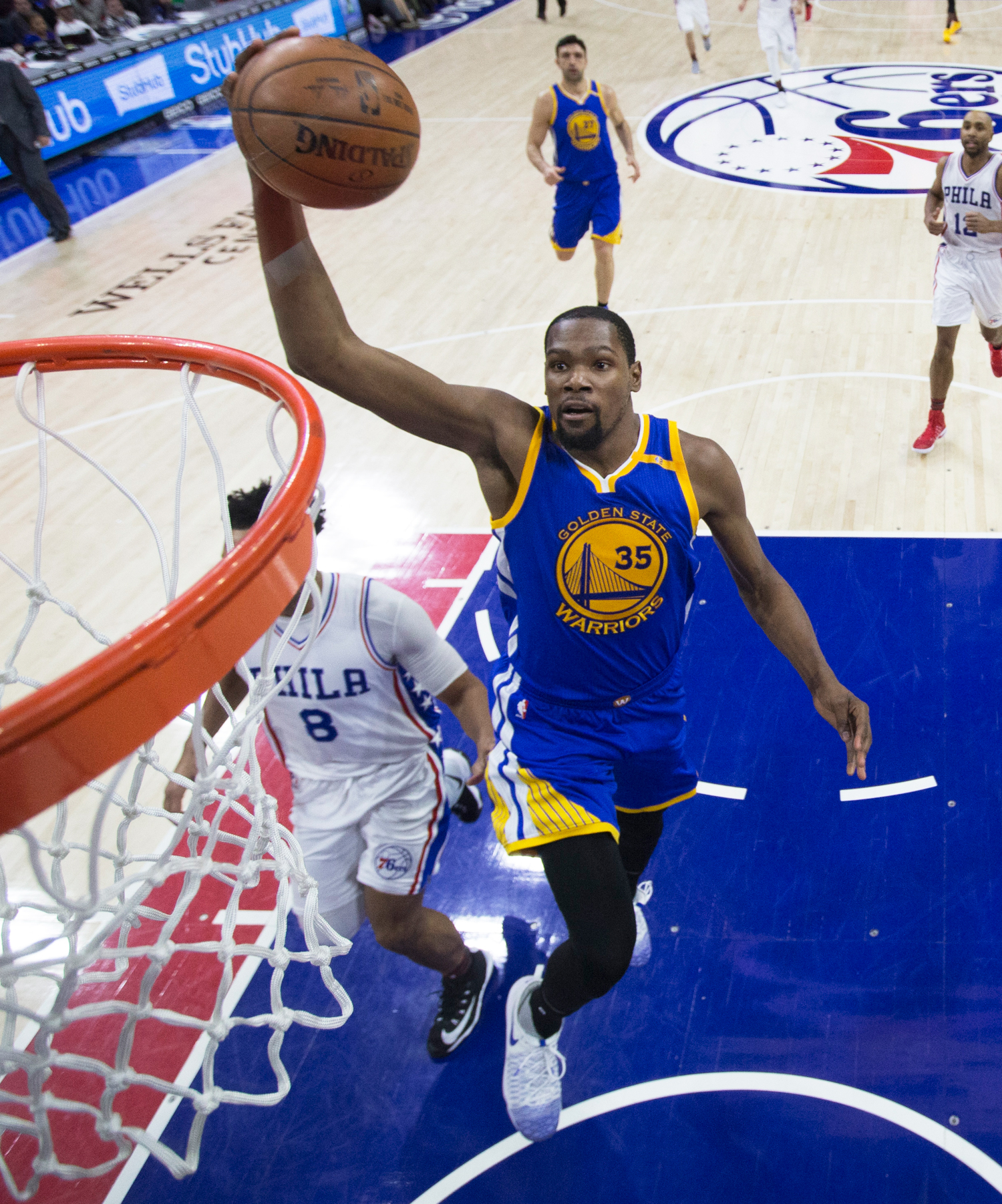 a595a6663cdc Kevin Durant s Injury Might Help Golden State Warriors – Rolling Stone