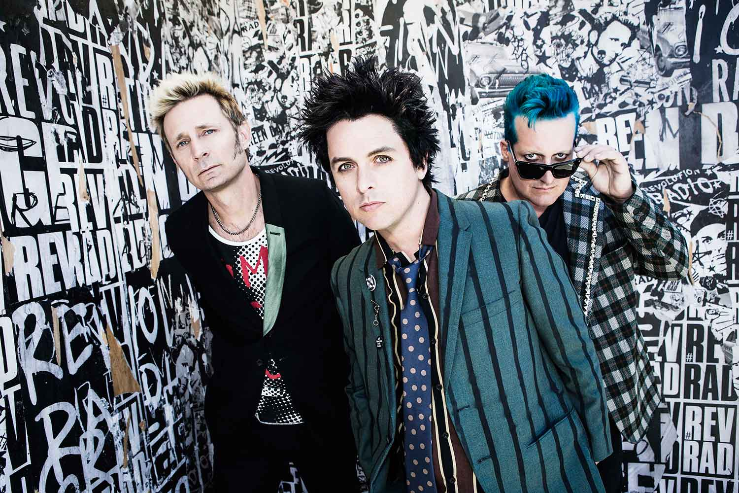 Green Day S Revolution Radio A Track By Track Guide Rolling Stone