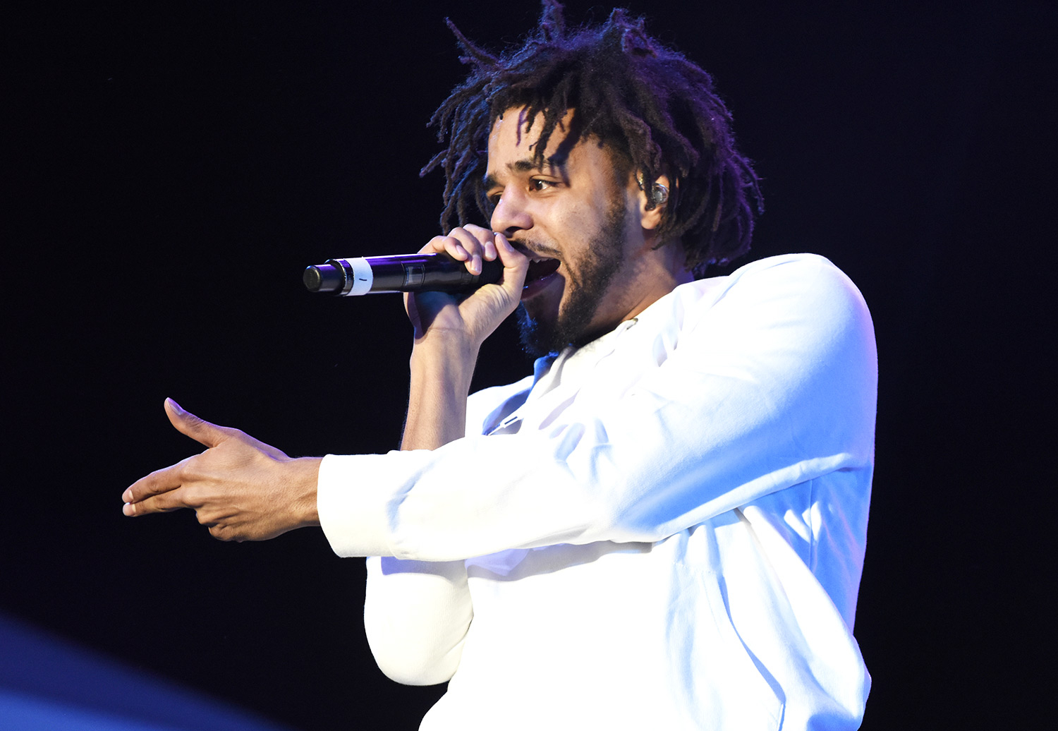 Hear J Cole Mull Obama Revolution On High For Hours Rolling Stone