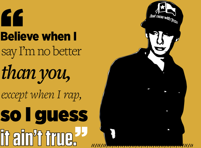 20 Great Hip Hop One Liners Rolling Stone