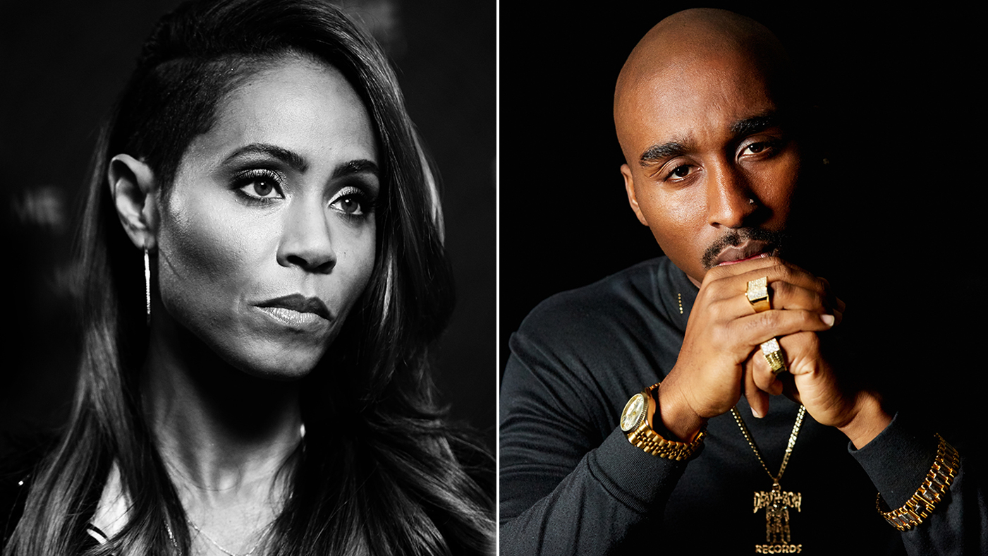 Jada Pinkett Slams Tupac Shakur Biopic All Eyez On Me Rolling Stone