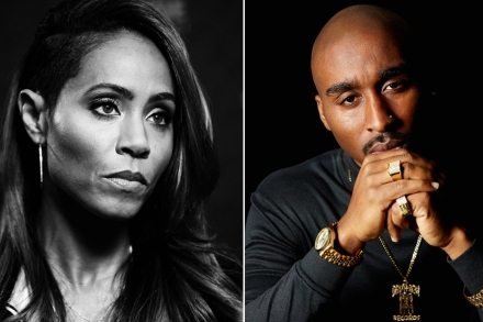 Jada Pinkett Slams Tupac Shakur Biopic 'All Eyez on Me