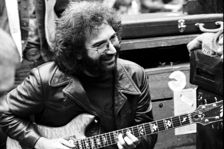 jerry garcia s wolf guitar goes to auction to benefit splc rolling stone. Black Bedroom Furniture Sets. Home Design Ideas