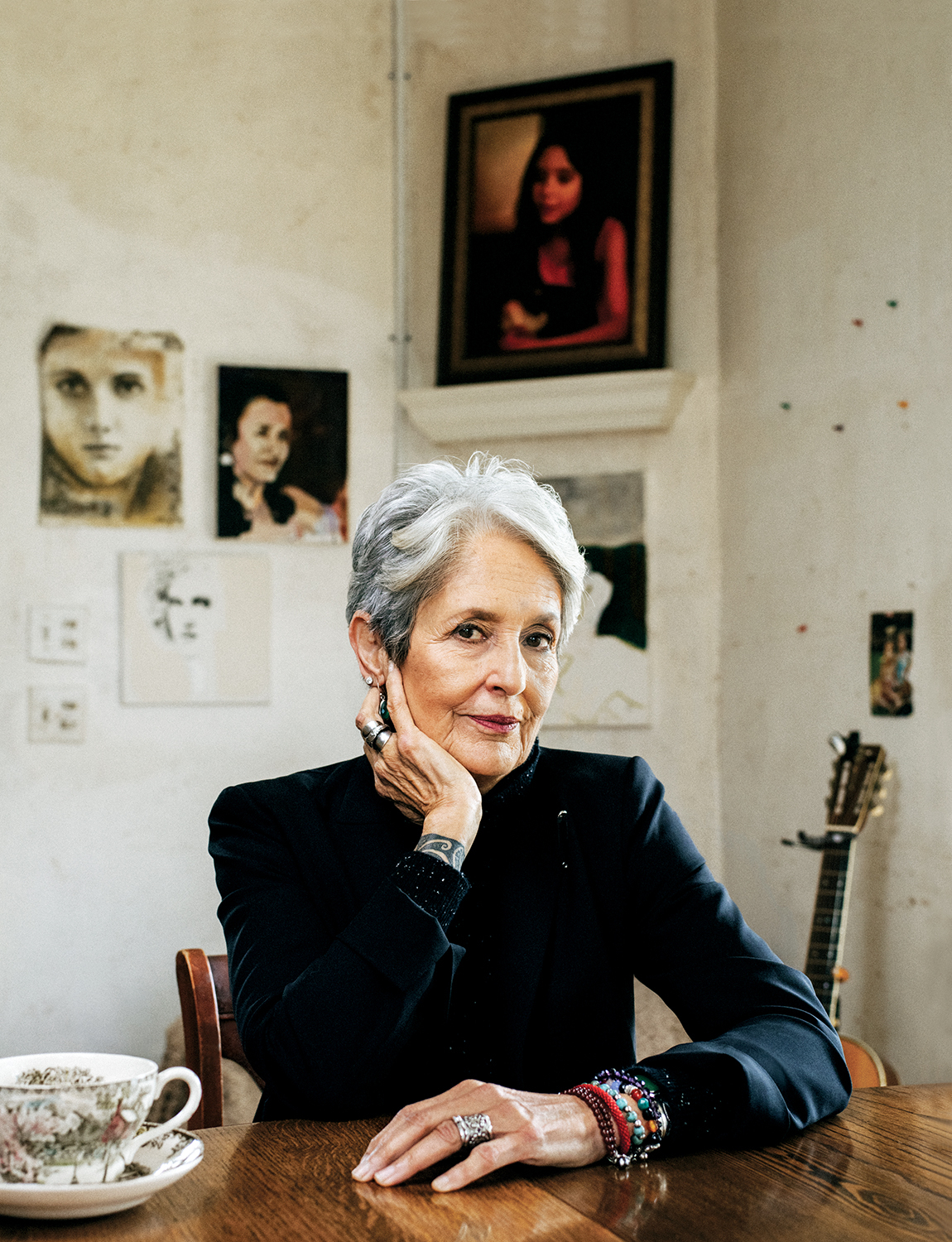 Joan Baez: The Life and Times of a Secret Badass – Rolling Stone