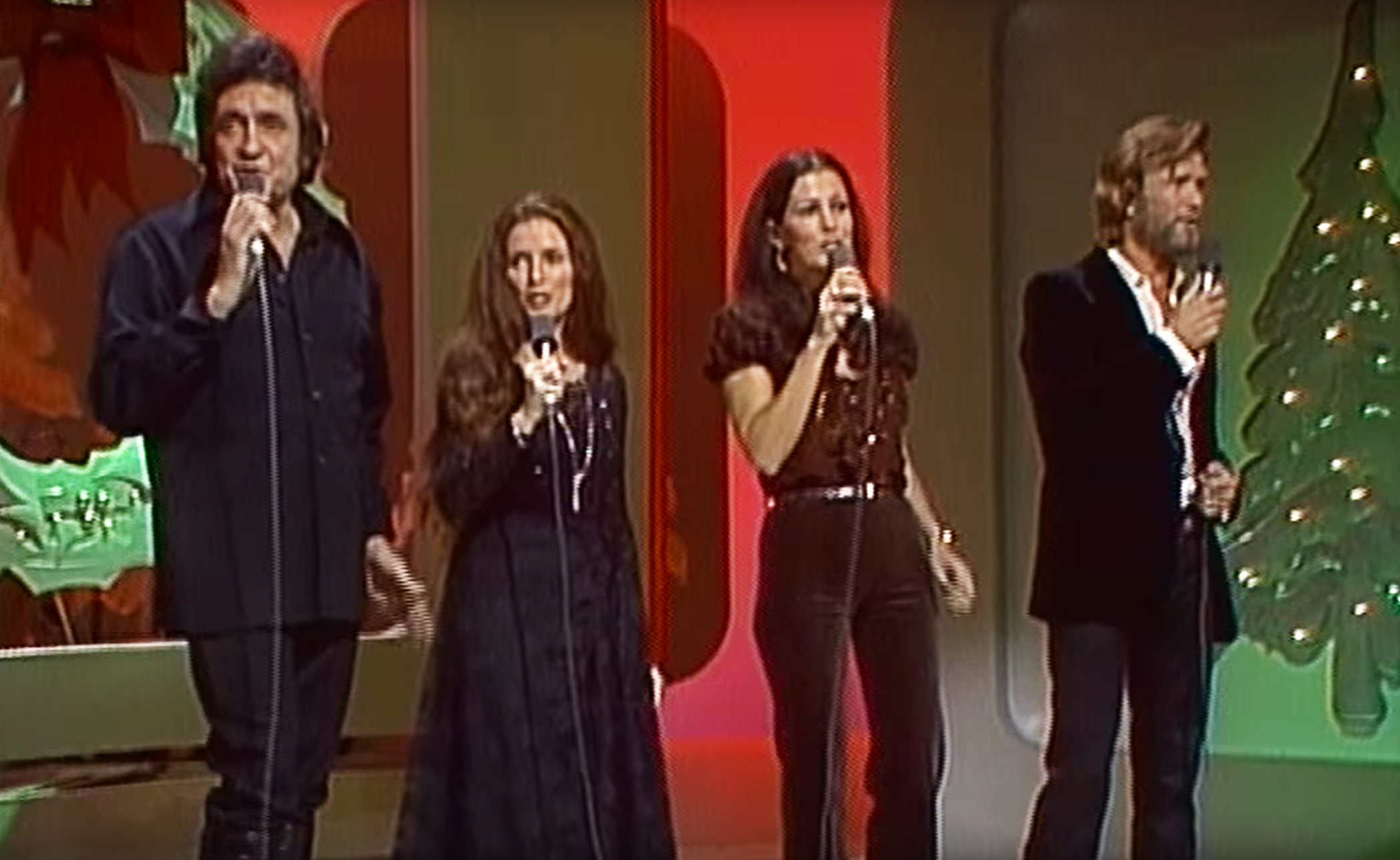 Watch a Clip From a 1978 Johnny Cash Christmas Special – Rolling Stone