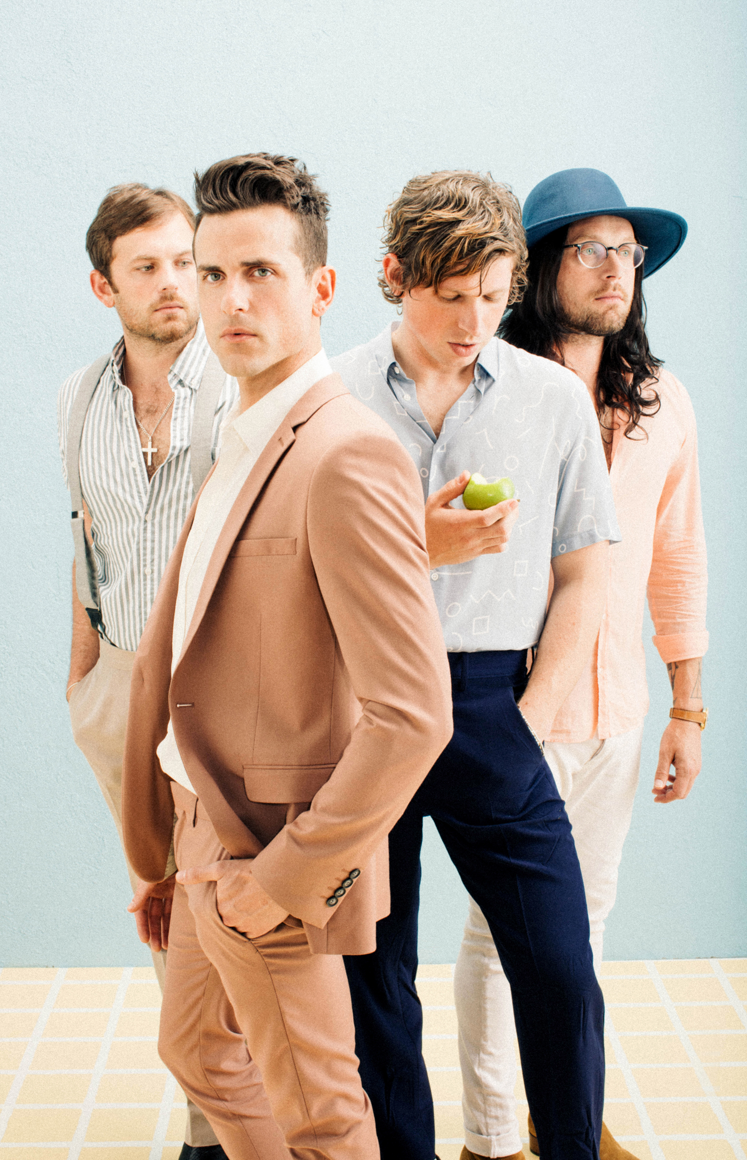 Kings of Leon on Making New LP: 'We Were Scared S-tless' - Rolling ...