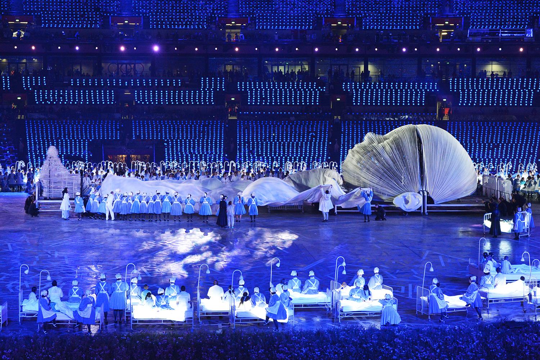 2012 London Olympics Opening Ceremony - London 2012 ...